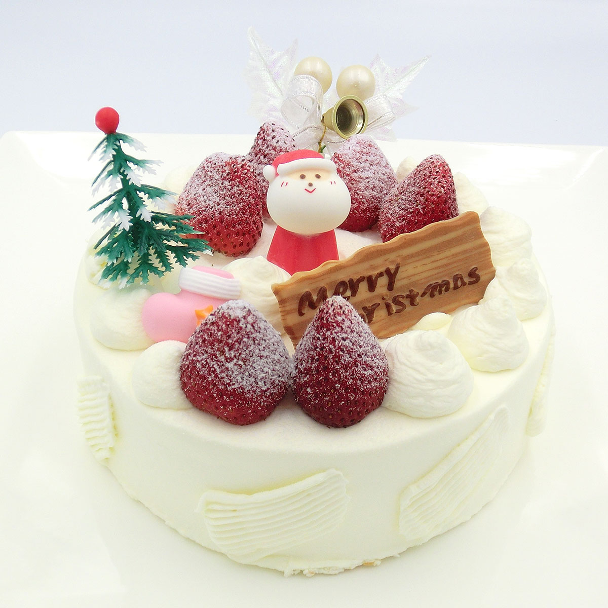 クリスマスデコレーションケーキ(生)